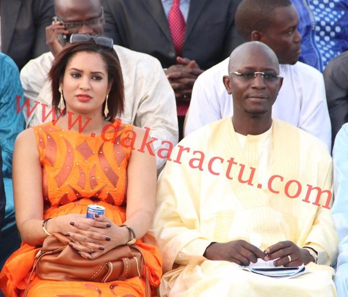 Tournoi TNT : Abdoul Aziz Mbaye, conseiller spécial du président chargé des Ntics au stade Demba Diop