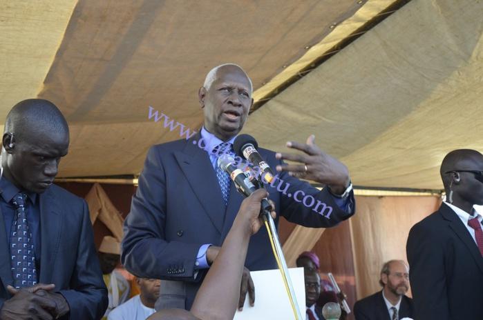 Quand l'ancien président Abdou Diouf vante ses mérites