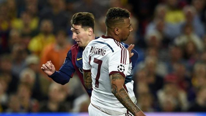 Jérôme Boateng doit une revanche à Messi et au Barça