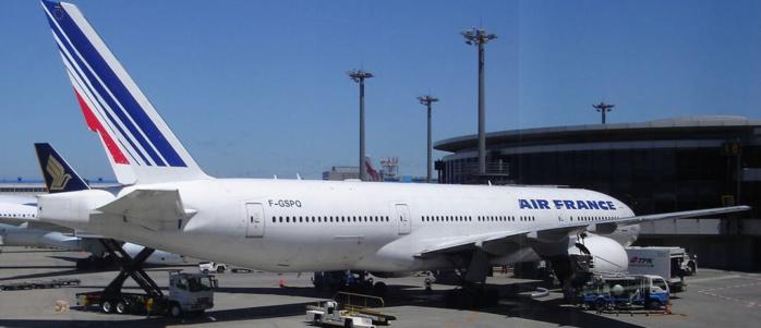 INSOLITE : un rastaman fumait dans le vol Air France