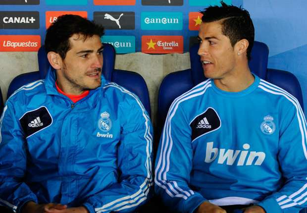 "Iker Casillas et Cristiano Ronaldo vont quitter le Real Madrid"""