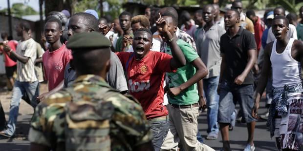 """Coup d'Etat en cours au Burundi : """"Les forces de sécurité prennent la destinée du pays en main"""""""
