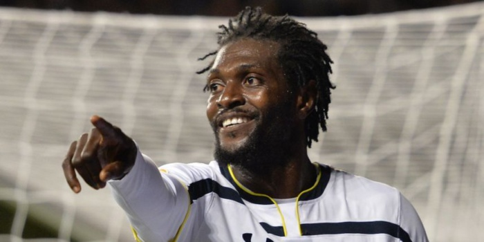 Emmanuel Adebayor dézingue (encore) son frère sur Facebook