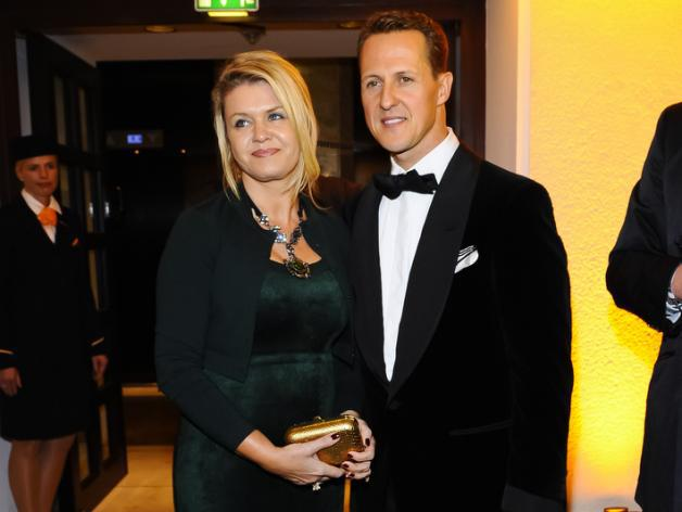 La femme de Michael Schumacher se sépare de leurs biens pour payer les frais médicaux