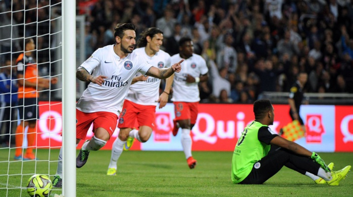 Ligue 1 : le PSG champion de France