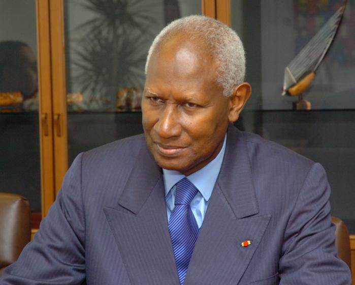 """Abdou Diouf : """"le rôle des confréries au Sénégal..."""""""