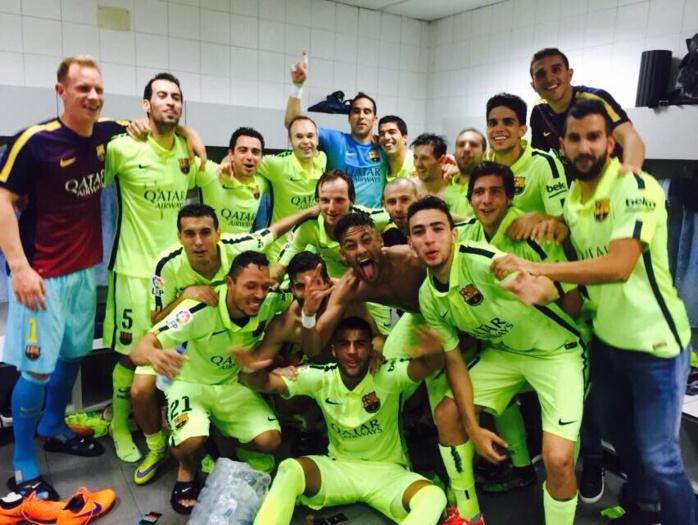LIGA : Le Barça s'adjuge le titre de champion