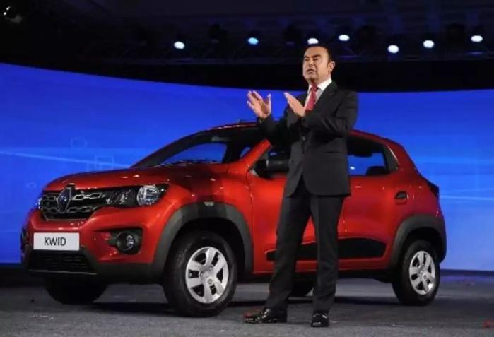Inde : Renault lance la Kwid, une voiture à moins de 5.000 euros à vocation mondiale