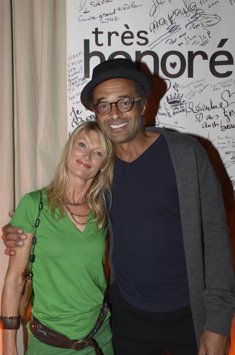 Yannick Noah fête ses 55 ans - Une vie de famille sous les objectifs