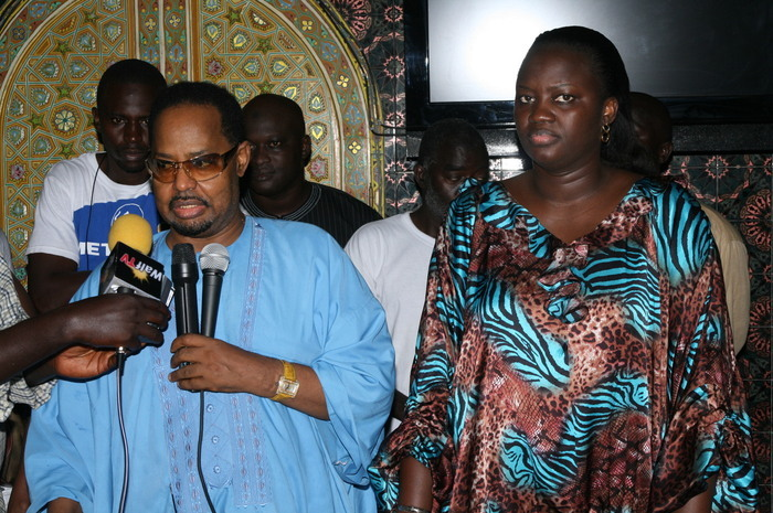 Ahmed Khalifa Niasse épouse la sœur de son ex Yaye Fatou Diagne et s'attire les foudres de cette dernière