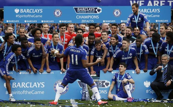 Transferts - Pour retrouver du temps de jeu, Drogba met fin à son aventure à Chelsea