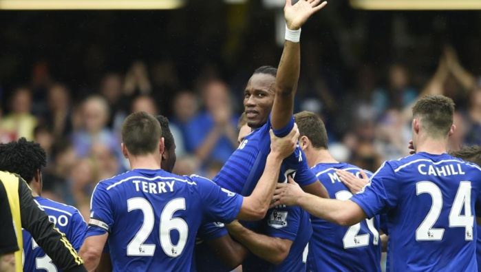 Didier Drogba quitte Chelsea et finira sa carrière ailleurs
