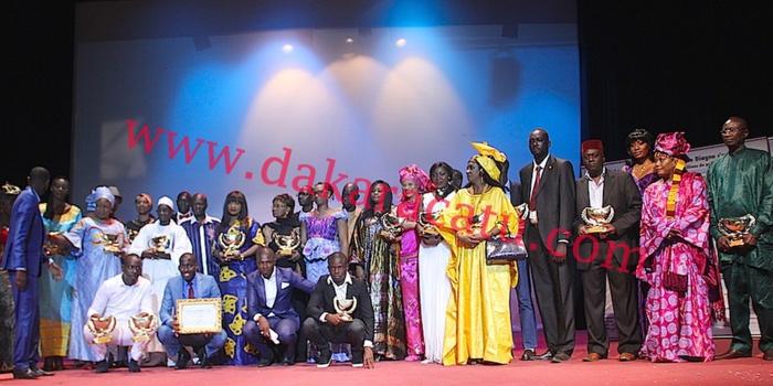 Calebasses de l'Excellence Awards 2015 : Dakaractu primé site d'informations leader