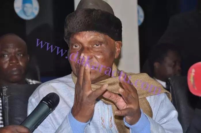 Wade valide le bureau qui a démis Moussa Sakho de ses fonctions de SG de la fédération Pds de Mbacké
