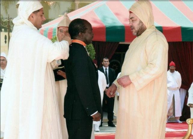 Restaurant du Lagon : le Roi Mohamed VI et l'homme d'affaires Mamadou Diagna N'diaye en tête en tête pendant plus de 3 heures