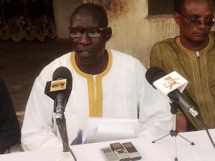 """Serigne Fallou Mbacké accusé """"de semer le désordre dans le Pds, de tromper Wade et de travailler pour la disparition de la fédération de Mbacké"""""""