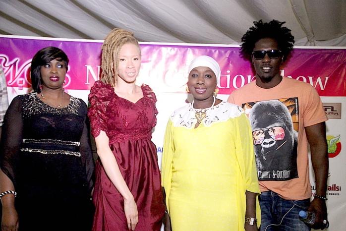 MODE : la styliste Nabou Diagne lance le « Nabou création show » ce vendredi 05 Juin et promet d'être « différente »