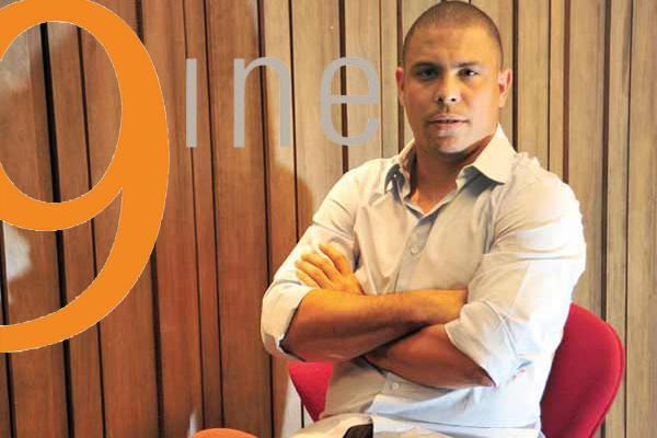 Ronaldo et son obscure société 9ine