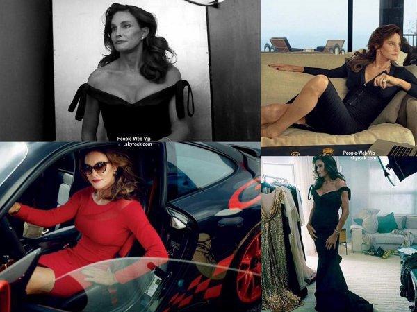 Transformation réussie : Bruce Jenner devient Caitlyn