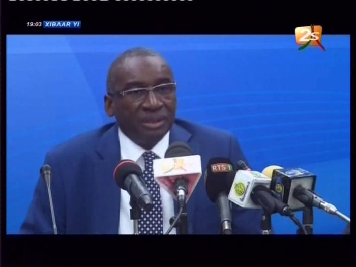 Sidiki Kaba répond au groupe de travail de l'Onu : « C'est la décision prise par la Cour Suprême qui sera appliquée! »