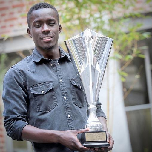 Lille : Idrissa Gana élu footballeur nordiste 2014-2015