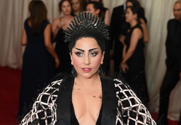 """Lady Gaga : """"Je ne suis pas enceinte, je vieillis"""""""
