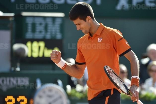 ROLAND-GARROS : Novak Djokovic élimine Rafael Nadal, neuf fois vainqueur du tournoi, en quarts de finale