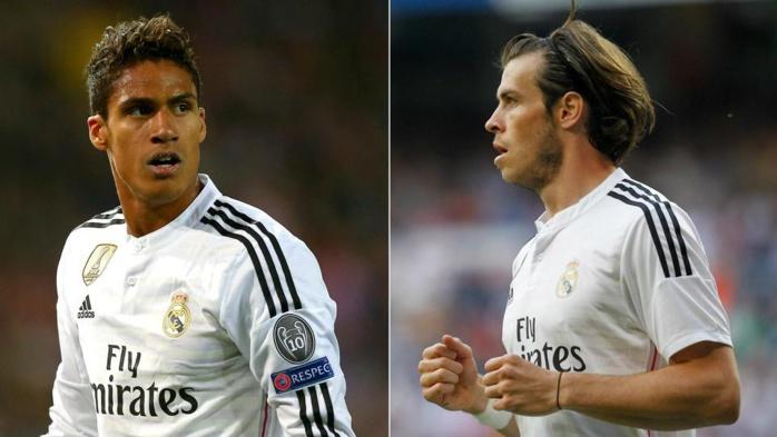 Premier League - Le Real refuse une offre de 150 millions d'euros pour le duo Varane-Bale