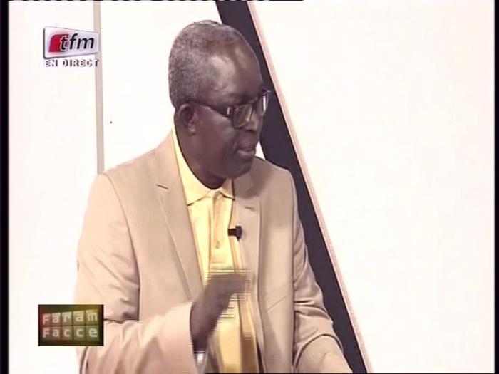 Babacar Justin N'diaye : l'armée sénégalaise est l'armée d'un état laïc…