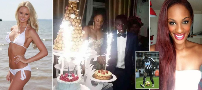 Papis Demba Cissé dit à sa copine qu'il part en vacances, elle découvre l'impensable