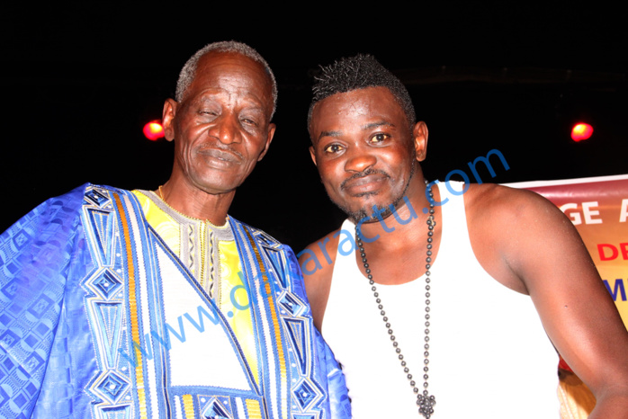Le danseur Pape Moussa rend hommage à son pére Bouly Sonko (images)