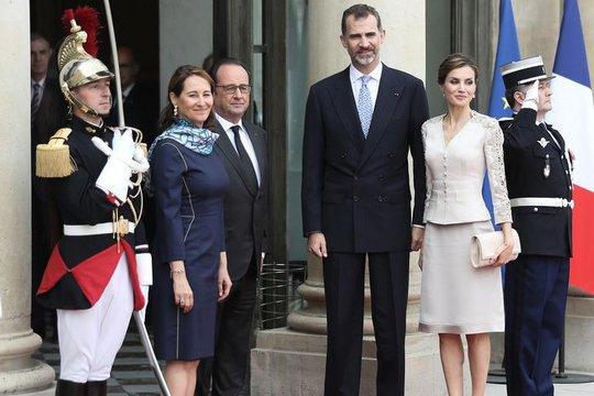 Ségolène Royal : François Hollande la choisit comme Première dame