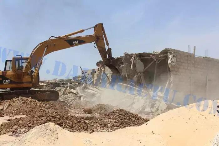 Destruction d'édifices longeant le mur de l'aéroport de Dakar : révélations sur un énorme scandale foncier