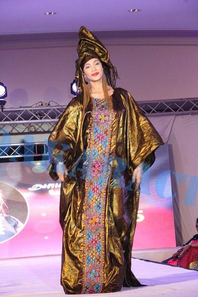"Défilé ""Nabou Création Show"" : Adja Diallo, Ndeye Ndack et Maty Mbodj renouent avec le podium"
