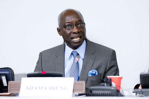 L'avis du groupe de travail des Nations Unies s'impose à l'Etat du Sénégal, selon Adama Dieng.
