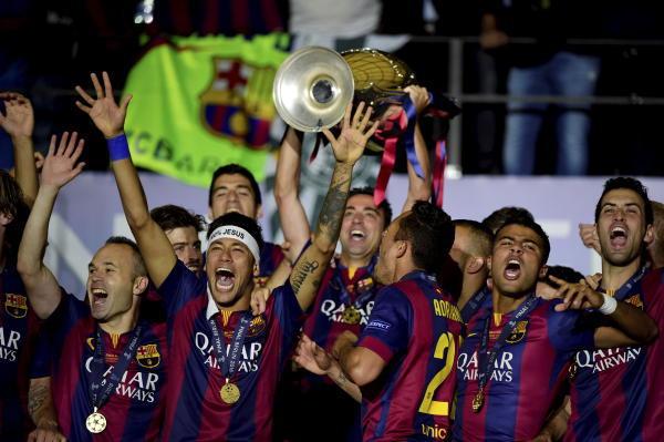 Ligue des Champions : Et de 5 pour le Barça