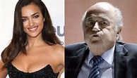 Irina Shayk et Sepp Blatter : Ils auraient été en couple...!