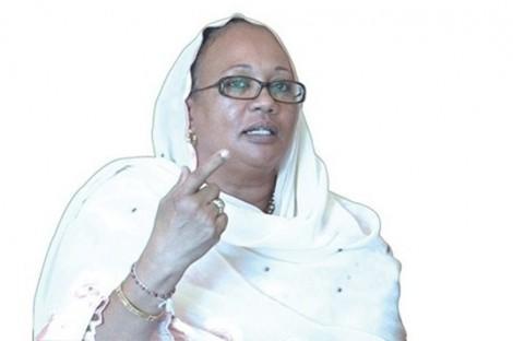 Invitée de l'émission « Opinion» : Fatima Habré, la femme de l'ex président Tchadien subit un malaise