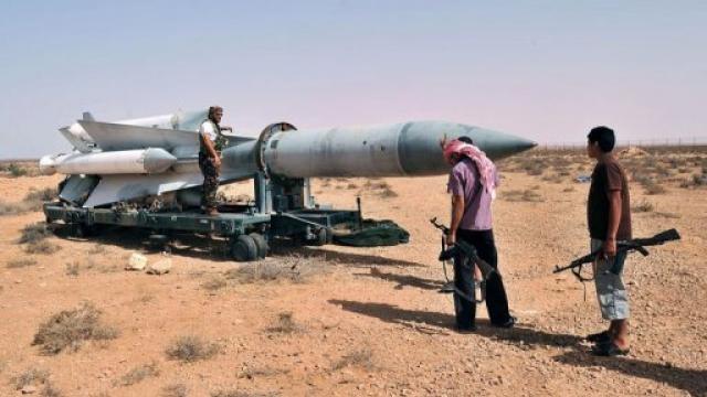 Yémen : les rebelles lancent un missile sur l'Arabie saoudite