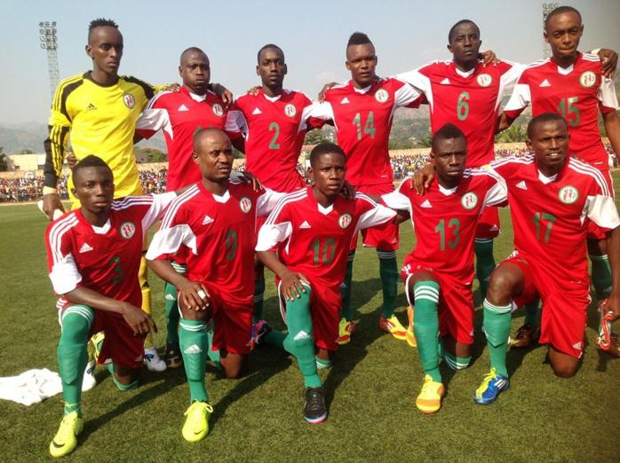 Les Intumbas ont débarqué à Dakar, ce lundi