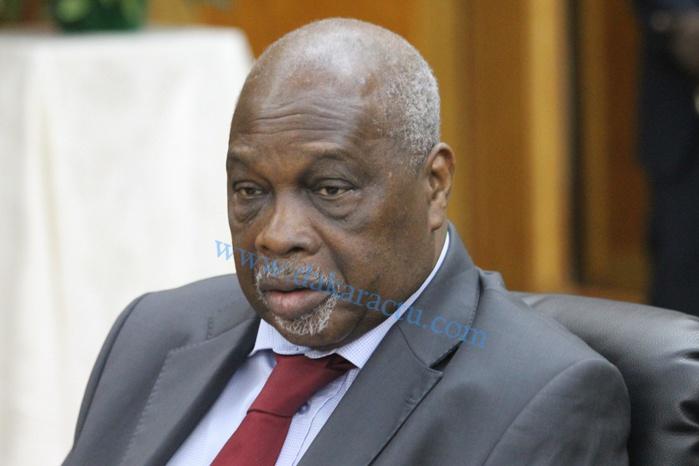 Amath Dansokho répond aux apéristes : «Il y a des gens qui pensent que je suis de trop dans ce Gouvernement»