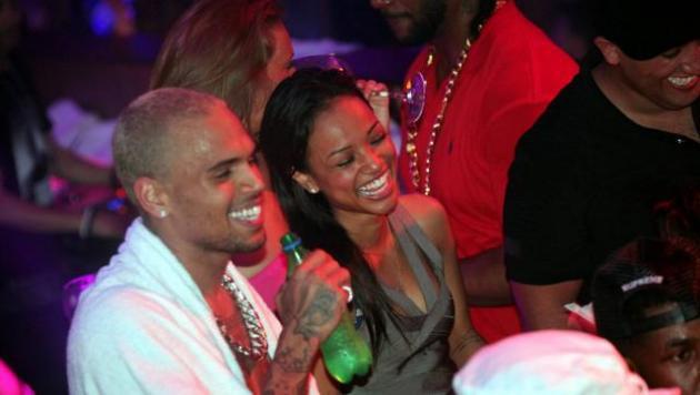 Karrueche Tran harcelée par Chris Brown, la police vient à son secours