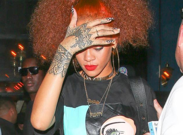 Rihanna et Karim Benzema, leur second rendez-vous à Los Angeles