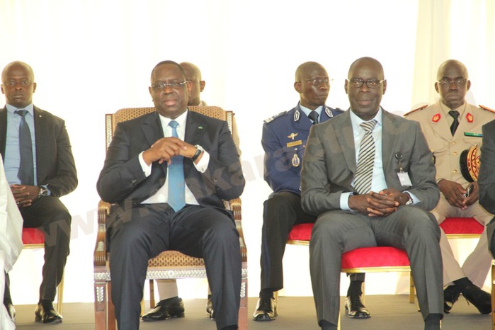 Youssou Ndour à Macky Sall : « Vous ne faites pas partie des assoiffés de pouvoir! »