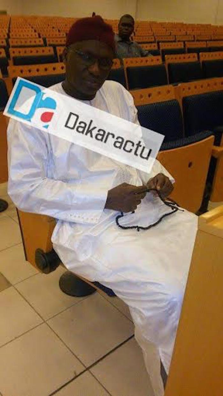 Énervé par l'un des avocats de l'Etat :  Tahibou N'diaye refuse de répondre aux questions de Me Yérim Thiam