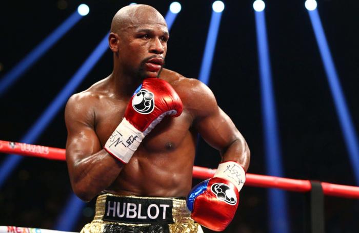 Le boxeur américain Mayweather est toujours le mieux payé des sportifs, selon Forbes