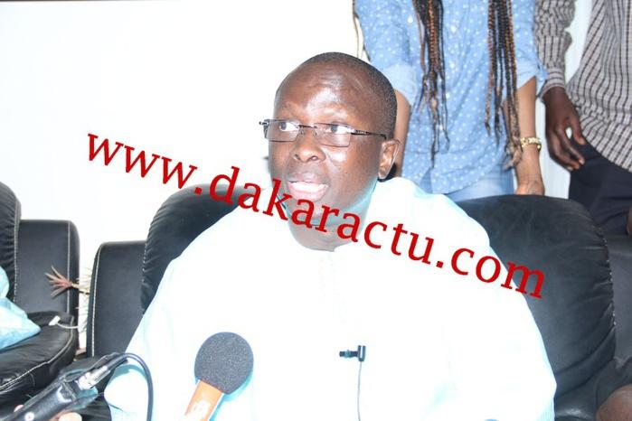 Comité Directeur PDS : Seule la tête de Fada mise à prix par le conseil de discipline