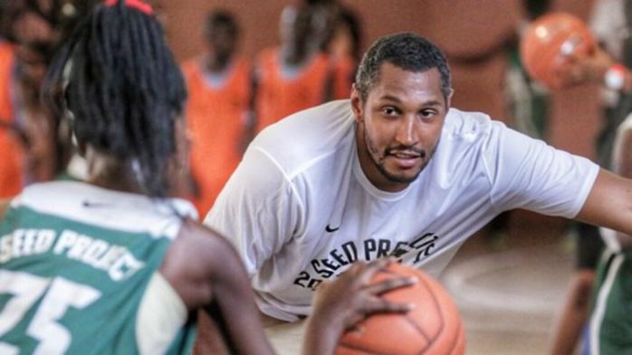 La star de NBA Boris Diaw s'engage pour le basket féminin au Sénégal