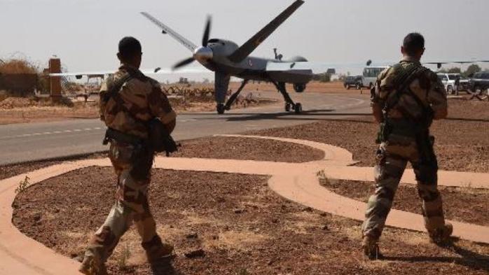 Drones français au Sahel : Les jihadistes vus du ciel