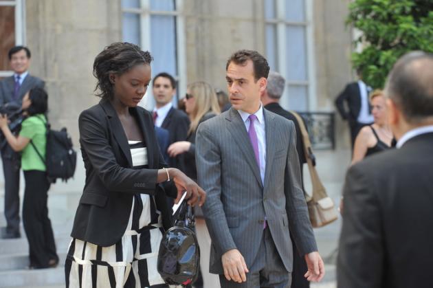 """Le mari de Rama Yade """"jaloux"""" de Nicolas Sarkozy ?"""
